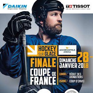 FINALE COUPE DE France DE HOCKEY 2018 @ ACCORHOTELS ARENA - PARIS