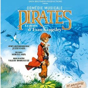 Pirates Le Destin D'evan Kingsley
