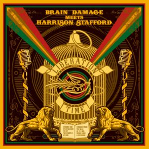 BRAIN DAMAGE MEETS HARRISON STAFFORD (FROM GROUNDATION) + MAHOM @ Astrolabe - Orléans