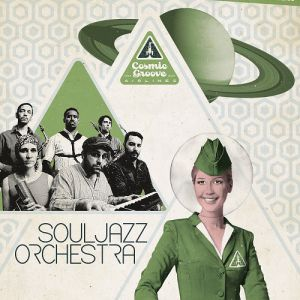 The Souljazz Orchestra : Festival Cosmic Groove 20 Ans