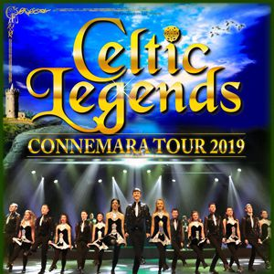 CELTIC LEGENDS @ Zénith d'Auvergne -  Cournon