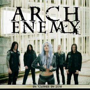 ARCH ENEMY @ L'AUTRE CANAL - Nancy