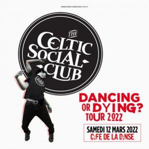 Concert The Celtic Social Club à Paris @ Café De La Danse le 12 mars 2022 - Billets & Places | See Tickets France