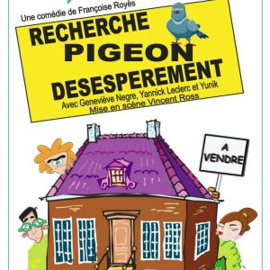 Recherche Pigeon Désespérément