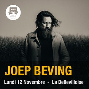 Joep Beving @ La Bellevilloise - Paris