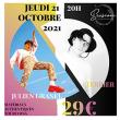 Concert JULIEN GRANEL & TERRIER à TOURCOING @ Matériaux Authentiques - Billets & Places