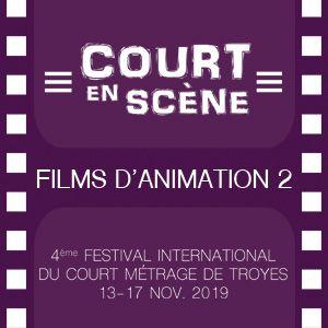Court En Scène Festival International Du Court Métrage - Anim 2