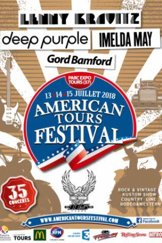 american tours festival 2018 pass 3 jours parc des expositions grand hall billets places. Black Bedroom Furniture Sets. Home Design Ideas