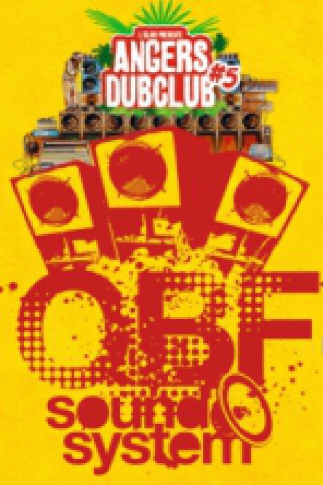 Soirée Angers Dub Club#5 à Mûrs Erigné @ Salle Jean Carmet - Billets & Places