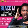 BLACK M - ETERNEL BIG BLACK TOUR