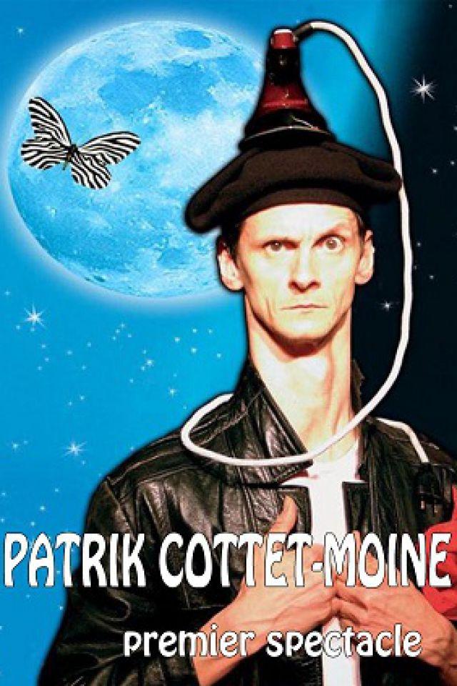 PATRICK COTTET MOINE @ L'Entrepôt - MULHOUSE