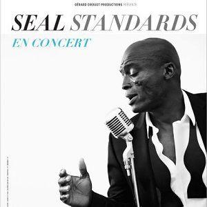SEAL @ La Seine Musicale - BOULOGNE BILLANCOURT