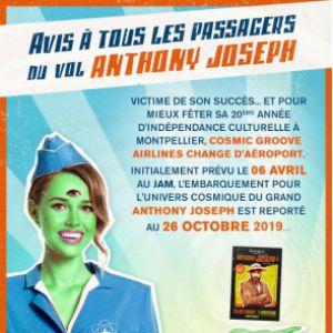 Anthony Joseph.