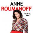Spectacle ANNE ROUMANOFF à WOINCOURT @ Vim'arts - Billets & Places