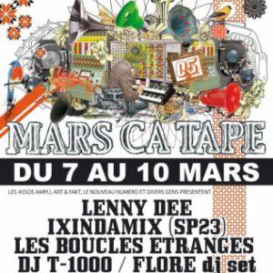 MARS ÇA TAPE #5 : DJ T-1000 + JAMAICA SUK  + TEHOTU @ La Route du Son - BILLÈRE
