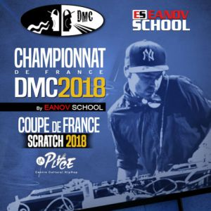 CHAMPIONNAT DE FRANCE DMC 2018 @ La Place - PARIS