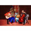 Concert David Walters Ballaké Sissoko Vincent Segal Roger Raspail à Paris @ La Cigale - Billets & Places