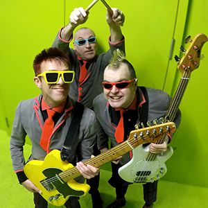 The Toy Dolls + Ultra Volta
