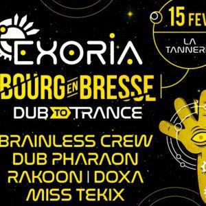 Exoria Dub To Tance