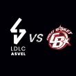 Match LDLC ASVEL / CHOLET à Villeurbanne @ Astroballe - Billets & Places