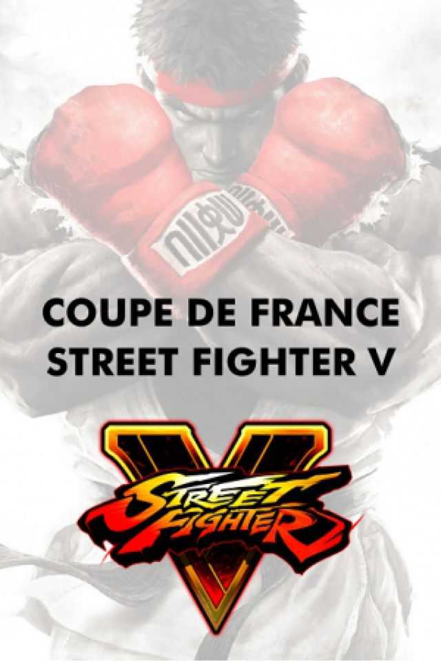 Soirée Street Fighter V - Coupe de France à Paris @ Le Grand Rex - Billets & Places
