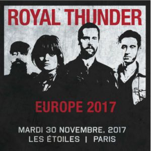Concert ROYAL THUNDER