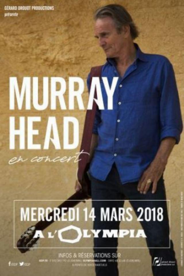 MURRAY HEAD @ L'Olympia - Paris