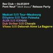 "Soirée Pont Neuf ""3615 Disco"" Release Party"