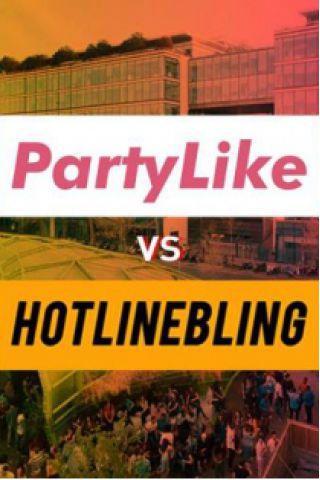 Billets Party Like vs Hotline bling vol II - Wanderlust