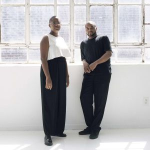 "Cécile Mclorin & Sullivan Fortner ""The Window"""