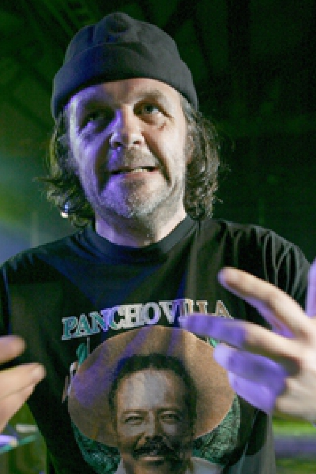 EMIR KUSTURICA & THE NO SMOKING ORCHESTRA @ LE BIKINI - RAMONVILLE