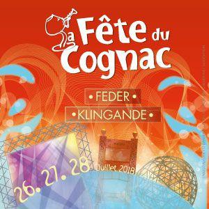 Fête du Cognac 2018 - FEDER + KLINGANDE @ Port de Plaisance de Cognac - Cognac