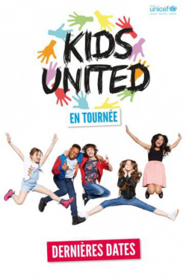 KIDS UNITED @ Galaxie - AMNÉVILLE