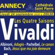 Concert Les quatre saisons de Vivaldi