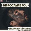 Concert HIPPOCAMPE FOU à AIX-EN-PROVENCE @ 6MIC - SALLE MUSIQUES ACTUELLES DU PAYS D'AIX - Billets & Places