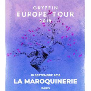 GRYFFIN @ La Maroquinerie - PARIS