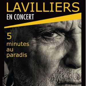 BERNARD LAVILLIERS @ AMPHITHEATRE CITE INTERNATIONALE - LYON