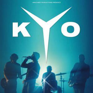 Concert KYO à FORGES LES EAUX @ L'ESPACE DE FORGES - Billets & Places