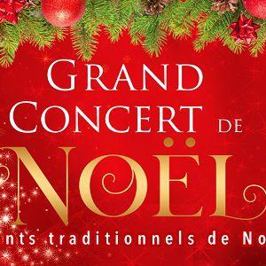 Concert Musique De Noël Choeurs & Orchestre