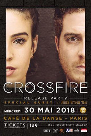 Concert CROSSFIRE à Paris @ Café de la Danse - Billets & Places