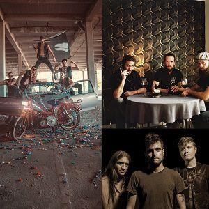 Concert Full Throttle Baby + Sticky Boys + Iron Bastards à Vauréal @ Le Forum - Billets & Places