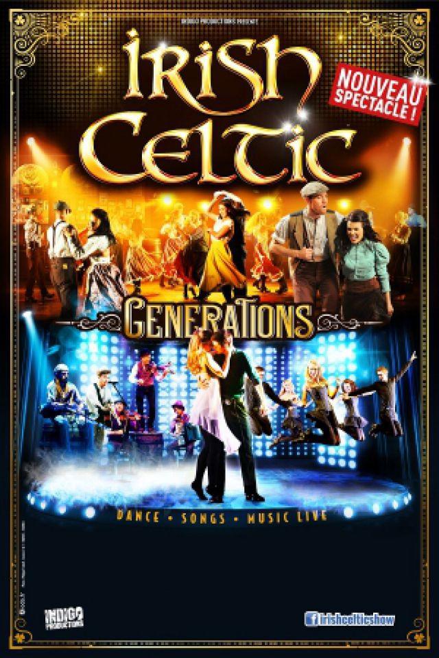 IRISH CELTIC GENERATIONS @ Grand Angle - VOIRON