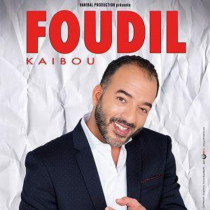 FOUDIL KAÏBOU @ APOLLO THEATRE - PARIS