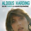 Concert Aldous Harding à La Maroquinerie