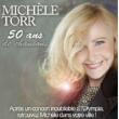 Carte MICHELE TORR - 50 ans de chansons