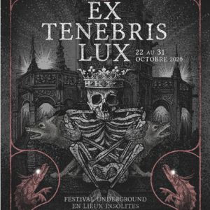 Festival Ex Tenebris Lux : Black Bomb A + Benighted + Shaarghot