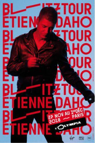 Concert ETIENNE DAHO à Tournefeuille @ Le Phare - Billets & Places