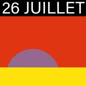 Dimanche 26 Juillet