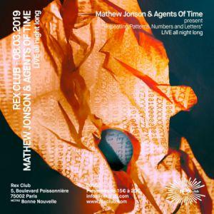 Mathew Jonson & Agents Of Time Live All Night Long