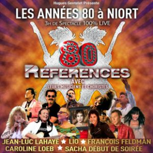 LES ANNEES 80 A NIORT @ L'ACCLAMEUR - NIORT